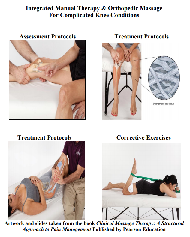 Artwork and slides taken from the book Clinical Massage Therapy: A Structural Approach to Pain Management Published by Pearson Education By Author & International Lecturer James Waslaski LMT, CPT